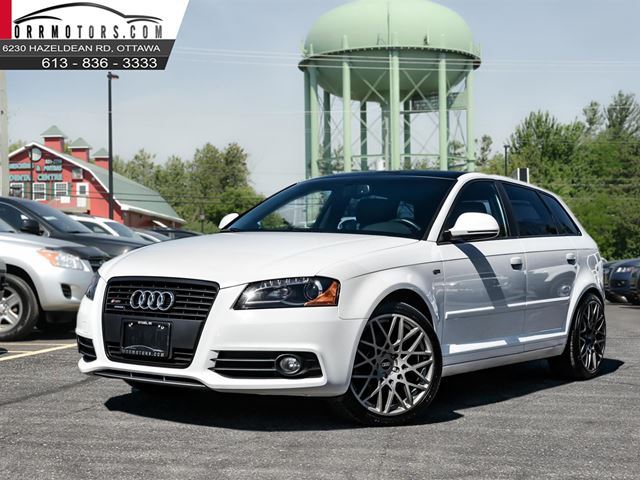 2010 audi a3 s line quattro white orr motors. Black Bedroom Furniture Sets. Home Design Ideas