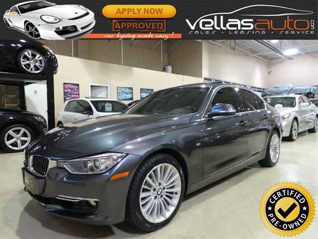 2012 BMW 3 Series 328 i NAVIGATION| LEATHER| SUNROOF| LUXURY PKG in Vaughan, Ontario