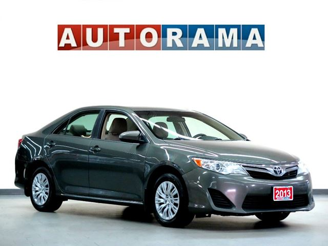 2013 toyota camry le bluetooth back up camera north york. Black Bedroom Furniture Sets. Home Design Ideas