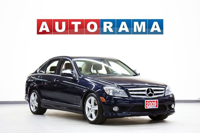 2009 mercedes benz c class c300 leather sunroof alloy awd. Black Bedroom Furniture Sets. Home Design Ideas