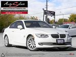 2011 BMW 3 Series 328 i xDrive AWD ONLY 106K! **2 DR COUPE** SPORT PKG **NAV PKG* in Scarborough, Ontario