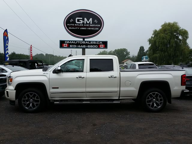 2015 gmc sierra 1500 slt rockland ontario used car for sale. Black Bedroom Furniture Sets. Home Design Ideas