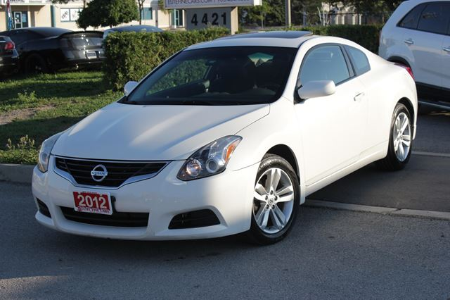 2012 NISSAN Altima 2.5 S in Burlington, Ontario