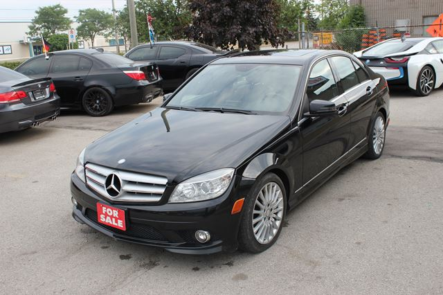 2010 mercedes benz c class c250 black elite fine cars for Mercedes benz 2010 c class