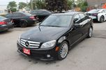 2010 Mercedes-Benz C-Class C250 in Burlington, Ontario