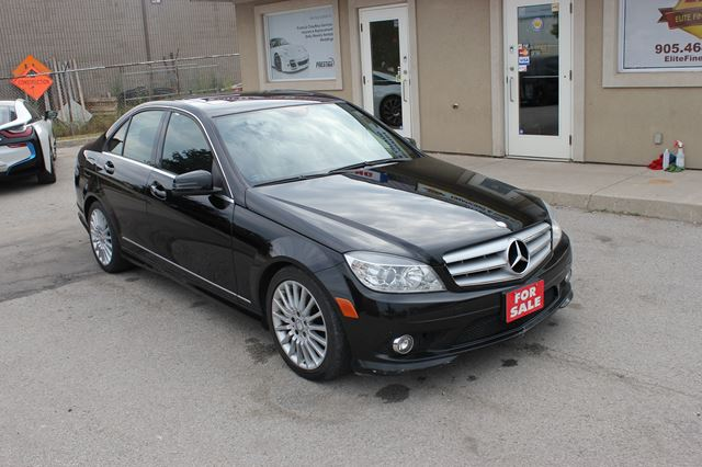 2010 mercedes benz c class c250 burlington ontario car for 2010 mercedes benz c250