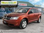 2013 Dodge Journey CVP/SE Plus Certified, PreOwned Very Clean in Tilbury, Ontario