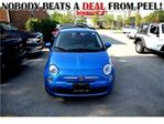 2016 Fiat 500 Pop Certified & E-TESTED in Mississauga, Ontario