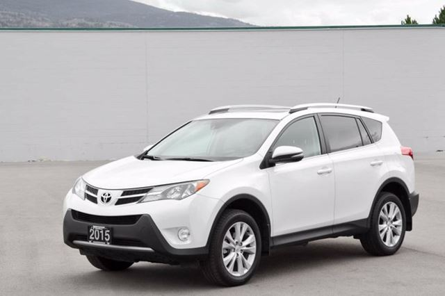 2015 toyota rav4 limited awd w tech pkg penticton british columbia car for sale 2584214. Black Bedroom Furniture Sets. Home Design Ideas