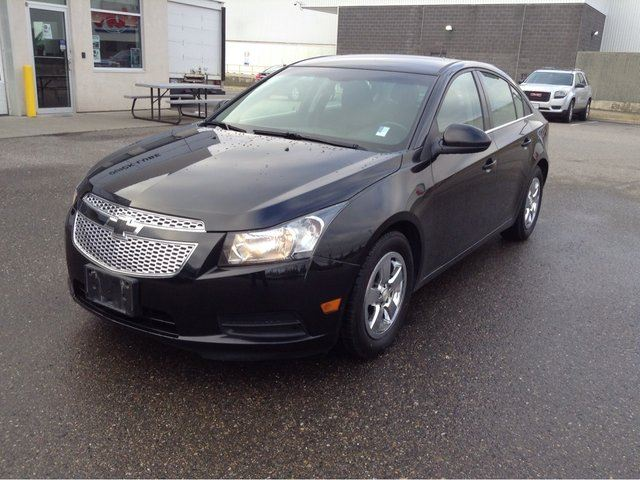 2011 Chevrolet Cruze LT Turbo in Prince George, British Columbia