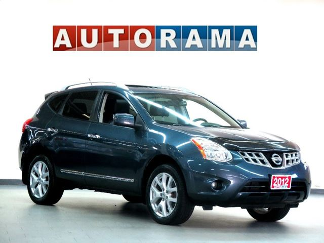 2012 nissan rogue sl leather sunroof awd north york ontario used car for sale 2583820. Black Bedroom Furniture Sets. Home Design Ideas