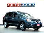 2012 Nissan Rogue SL 360 BACK UP CAMERA NAVIGATION LEATHER SUNROOF in North York, Ontario