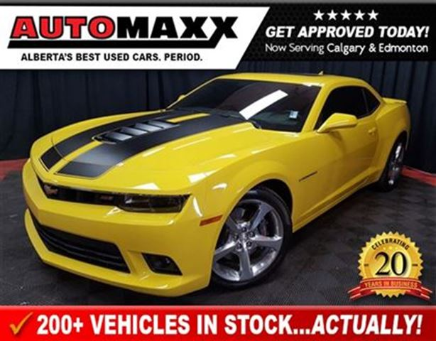 2015 chevrolet camaro ss 2ss only 750 km 39 s calgary alberta used car for sale 2585422. Black Bedroom Furniture Sets. Home Design Ideas