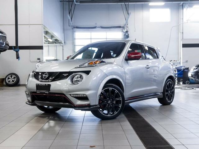 2015 nissan juke nismo rs 4dr all wheel drive silver kelowna infiniti nissan. Black Bedroom Furniture Sets. Home Design Ideas