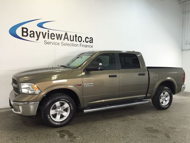 2014 dodge ram 1500 outdoorsman eco diesel nav reverse cam brown. Cars Review. Best American Auto & Cars Review
