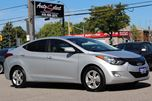 2013 Hyundai Elantra ONLY 96K! **GLS MODEL** SUNROOF/ALLOYS in Scarborough, Ontario