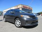 2011 Toyota Corolla CE, 5 SPD, A/C, ONLY 52K! in Stittsville, Ontario