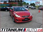 2012 Hyundai Accent GLS+USB & AUX Input+Auto+Traction & Cruise Control in London, Ontario