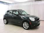 2011 MINI Cooper Countryman S ALL4 6-SPEED ALL WHEEL DRIVE w/ HEATED SEATS  in Halifax, Nova Scotia