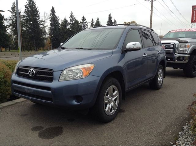 2008 TOYOTA RAV4 Base in Prince George, British Columbia