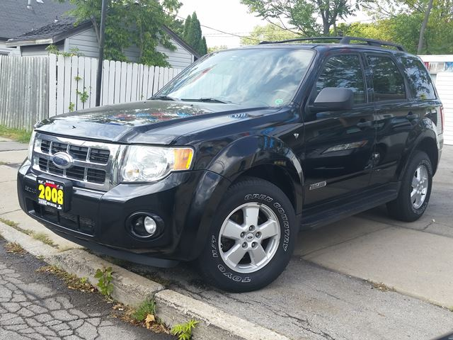 2008 Ford Escape Xlt 4wd Hamilton Ontario Used Car For Sale 2586384