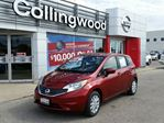 2016 Nissan Versa SV NOTE w/CVT PKG *NEW* in Collingwood, Ontario