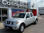 2014 Nissan Frontier SV 4X4 CC PREMIUM PACKAGE *1 OWNER* in Collingwood, Ontario