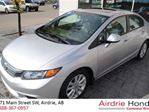 2012 Honda Civic EX-L (A5) *4 New Tires* in Airdrie, Alberta