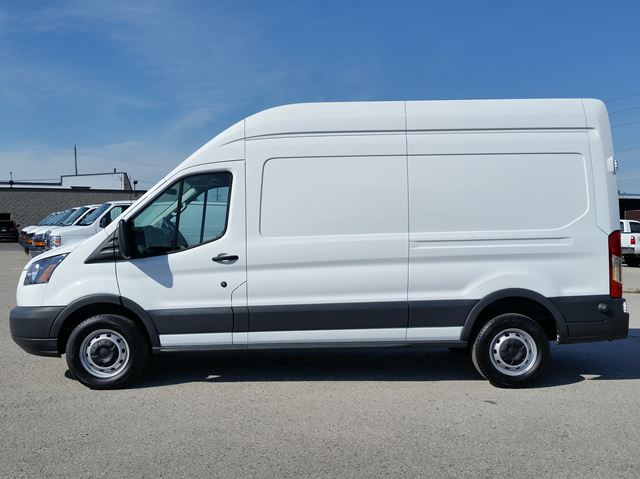 2015 ford transit 250 148 inch wheel base high roof white. Black Bedroom Furniture Sets. Home Design Ideas