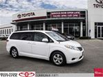 2014 Toyota Sienna LE 8 Pass V6 6A One Owner, Clean Car, ON Sale! in Bolton, Ontario