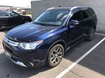 2015 Mitsubishi Outlander GT Leather, Back Up Camera, Low KM's in Thunder Bay, Ontario