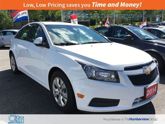 2014 chevrolet cruze lt white city buick chevrolet cadillac gmc. Black Bedroom Furniture Sets. Home Design Ideas