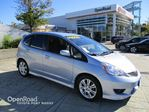 2009 Honda Fit Sport - Air Conditioning, Cruise Control, Power in Port Moody, British Columbia