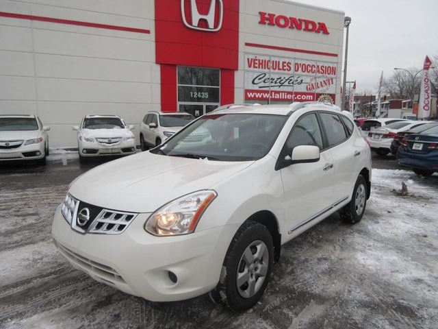 2011 Nissan Rogue S+Impeccable in Montreal, Quebec