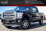 2015 Ford F-350  Platinum 4x4 Navi Sunroof Backup Cam Bluetooth Ventilated Front Sea 20Alloy Rims in Bolton, Ontario