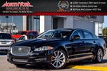 2013 Jaguar XJ Series XJ Base AWD CleanCarProof/1-Owner Massager Sunroof Nav Htd Seats 19Alloys  in Thornhill, Ontario
