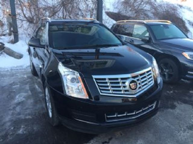 2015 cadillac srx luxury awd mississauga ontario used car for sale 2587960. Black Bedroom Furniture Sets. Home Design Ideas