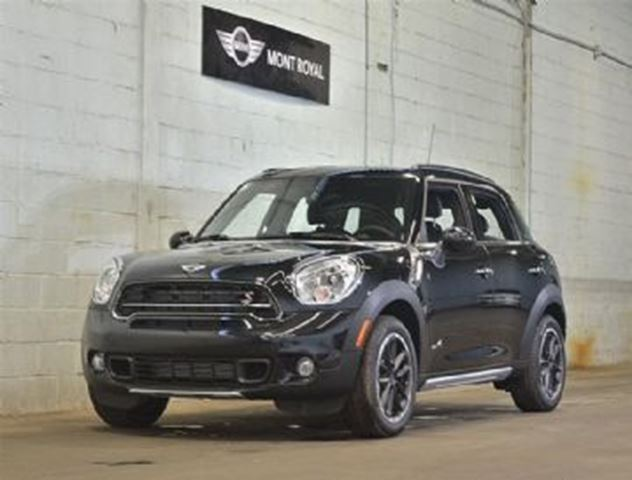 2016 mini cooper countryman black lease busters northumberland news. Black Bedroom Furniture Sets. Home Design Ideas