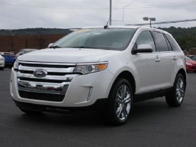 2014 Ford Edge Limited Awd Mississauga Ontario Used Car