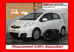 2011 Toyota Yaris RS Sport *Mags, Jupes, Aileron, Fogs in Saint-Jerome, Quebec