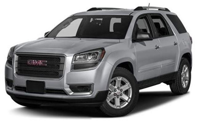 2016 gmc acadia sle1 coquitlam british columbia used car for sale 2588158. Black Bedroom Furniture Sets. Home Design Ideas