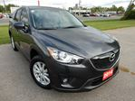 2014 Mazda CX-5 GS All-wheel Drive Sport Utility - SUNROOF,BACK UP CAM,ALL WEATHER MATS! in Belleville, Ontario