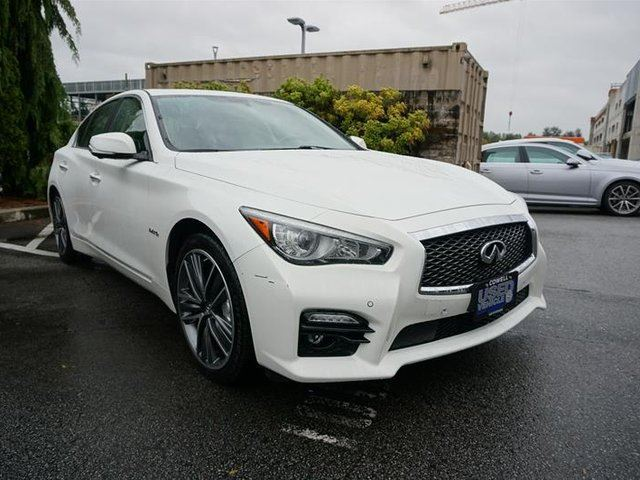2014 INFINITI Q50 Premium in Richmond, British Columbia
