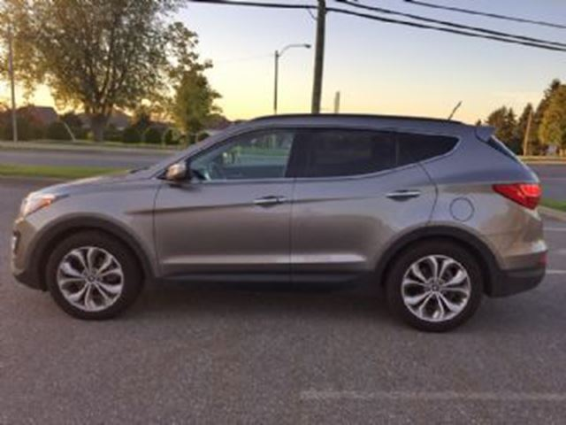 2015 Hyundai Santa Fe Sport 2 0t Limited Grey Lease