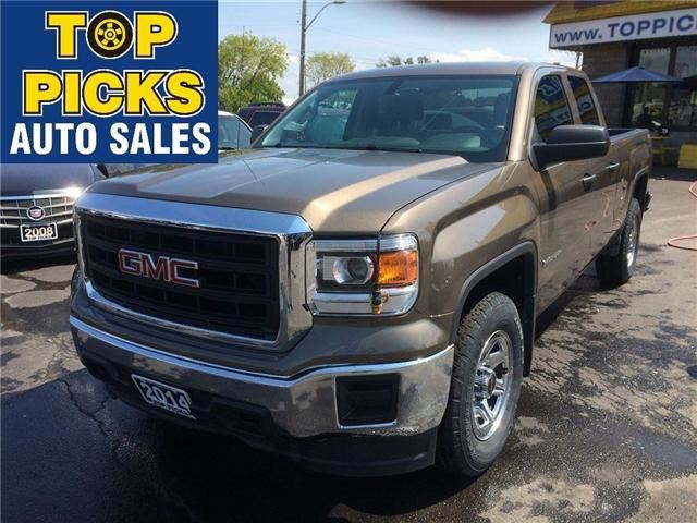 2014 gmc sierra 1500 north bay ontario used car for sale 2588454. Black Bedroom Furniture Sets. Home Design Ideas