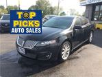 2011 Lincoln MKS           in North Bay, Ontario