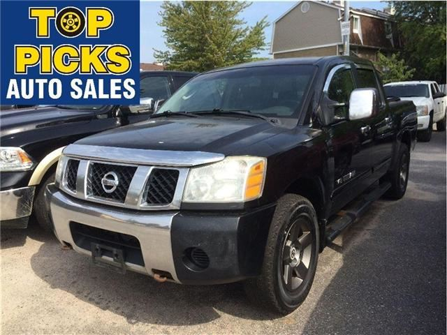 2005 NISSAN TITAN SE in North Bay, Ontario