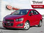2012 Chevrolet Sonic LS *Safetied\Air Condtioing\Automatic* in Winnipeg, Manitoba