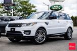 2015 Land Rover Range Rover Sport V8 in Woodbridge, Ontario