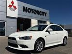 2015 Mitsubishi Lancer Air conditioning - Automatic - Alloy wheels - in Whitby, Ontario